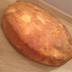 Recept: Snelle appelcake
