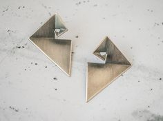 Hey, I found this really awesome Etsy listing at https://www.etsy.com/listing/182076397/phi-progressions-i-earrings-sterling