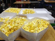 maximizing the volume of a box - kids want theirs to hold the most popcorn possible