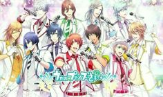 Uta no Prince-Sama Shining Live (iOS and Android rhythm game coming out in 2017) www.animenewsnetw...