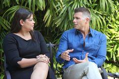 Armario de Noticias: El actor Christian Meier visita la Dirección Gener...