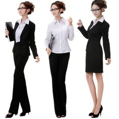 Business Attire for Women, Office Fashion InspirationsFashion ...