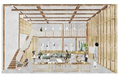 Finding A Balance_Exploring Architectural Narratives - Mengyao Han | KooZA/rch