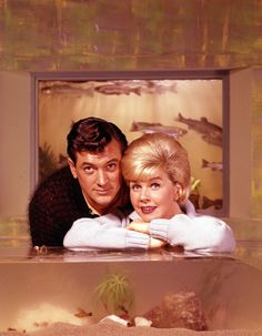 0980 Rock Hudson and Doris Day (1964)