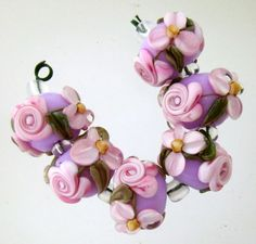 To see my current work and lampwork beads, please visit https://www.etsy.com/shop/ByHeatherDavis