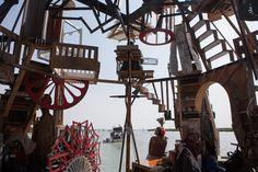 Gli hippie di New York sono diventati dei pirati | VICE | Italia