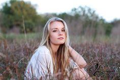 Out in the field - portrait Www.christinaklingler.com