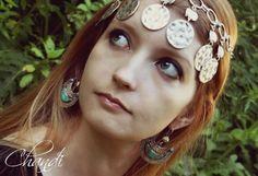 Zum Heranzoomen mit der Maus über das Bild fahren Ähnlichen Artikel verkaufen? Selbst verkaufen ORIGINAL earrings tribal fusion freepeople boho miao gypsy bellydance BANJARA