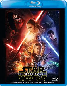 Star Wars:  The Force Awakens Blu-Ray / DVD Release Date Announced