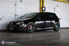 VW GTI.  one of my dream cars!..