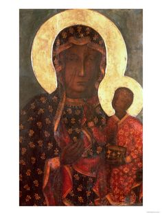 The Black Madonna of Europe