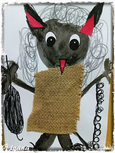 Winter Activities, Preschool Activities, Book Crafts, Diy And Crafts, Diy For Kids, Crafts For Kids, Preschool Colors, Monster Dolls, Saint Nicholas
