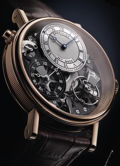 BREGUET tradition 7067 gmt #watches