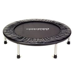 Crescendo Fitness Mini Jump Trampoline in Black Rebounder Trampoline, Trampoline Workout, Jogging In Place, Sports Trainers, Major Muscles, Personal Fitness, Auction Items, Rebounding, Aerobics
