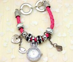 Кожа Кварцевые Часы Женщины Платье Часы Дамы Браслет Часы Reloj Mujer Cue