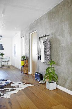 INSPIRING HOMES: CONCRETE COLOR | Decorar tu casa es facilisimo.com