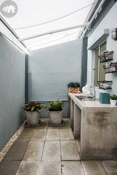 Ideas for the kitchen extension