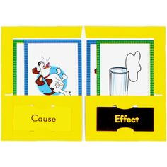 Pocket Sorts - this is for cause and effect but you could use them across subjects
