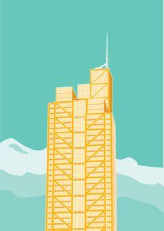 New Icons Of LondonJDGC Designs | THE KHOOLL in Illustration