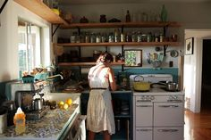 Beatrice Valenzuela In her Kitchen, she is spectacular
