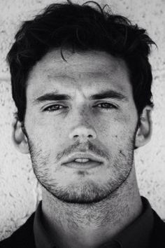 Sam Claflin AKA Finnick Odair. Am I the only one thinking panem would have been even better if he and katniss were together? :D