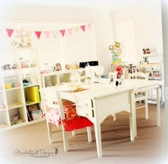 Sophie's Sewing Room