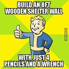 Fallout Settlement Building Logic