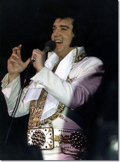 LAST CONCERT: Elvis Presley June 25, 1977 - 8.30pm Riverfront Coliseum, Cincinnati, Oh