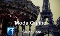 Moda Online é uma Fanpage onde encontramos dicas de beleza e moda brasileira - Projeto Ensinar