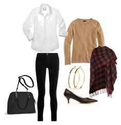 """""""Fall Brunch! Tartan 