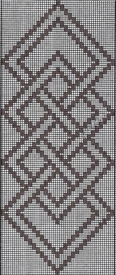 Celtic heart runner in ebook $10.95 http://www.ravelry.com/patterns/library/six-of-hearts-american-crochet-terms