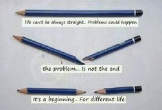This Pic is giving the Message! Knowledge, Inspirational Quotes, Shit Happens, Life, Favorite Quotes, Philosophy, Pencil, Bts, Change