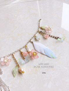[POR SIEMPRE] [LOVE LINES-May] sweet summer candy color bracelet - Taobao Global Station