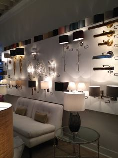 Jill Seidner Interior Design: Dinner Party at the George Smith Showroom