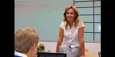 − Den digitala tekniken ger eleverna lust att lära och fler möjligheter att visa vad de kan, säger Christina, Löfving, även känd som it-mamman. Men det gäller att man som lärare arbetar reflekterat och medvetet.