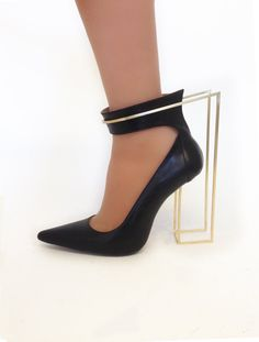 Court Shoe |Xiao Jing Fang