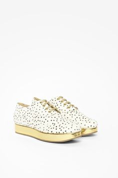 Kinetic dot sneakers | B56