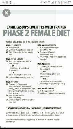 Weight lifting plan for women jamie eason 27 ideas Fitness Competition Diet, Bikini Competition Prep, Fitness Diet, Figure Competition Diet, Muscle Fitness, Gain Muscle, Build Muscle, Muscle Diet, Body Build