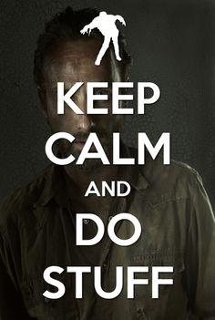 The Walking Dead - Keep Calm