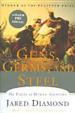 Guns Germs And Steel by Jarod Diamond