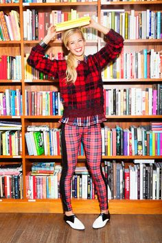 PLAID! Back To School Clothes - Fall Fashion 2014 - Seventeen