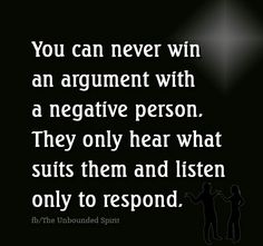 Learnt this lesson years ago. Surround yourself with positive people = happiness :)