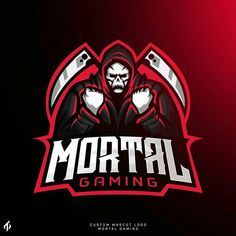 gratisMascot Logo Like Mortal Team Logo Design, Logo Desing, Mascot Design, Dope Wallpapers, Gaming Wallpapers, Video Game Logos, Banners, Top Imagem, Esports Logo