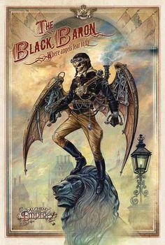 Contentimus | Alchemy Empire | The Black Barron