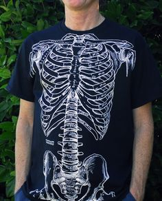 Completely labeled, front and back. Why didn't I have this during Anatomy and…
