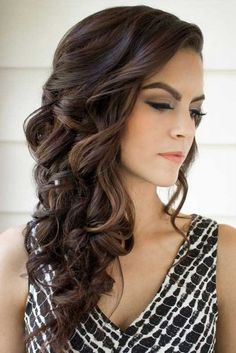 Holiday Party Hairstyles 2020 18 Christmas Party Hairstyles for Wavy Hair My Stylish Zoo Of 98 Wonderful Holiday Party Hairstyles 2020 Party Hairstyles For Long Hair, Christmas Party Hairstyles, Evening Hairstyles, Elegant Hairstyles, Wedding Hairstyles, Cool Hairstyles, Gorgeous Hairstyles, Female Hairstyles, Creative Hairstyles