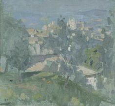 bernard dunstan - Orvietto III