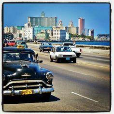 La Habana y su Malecon
