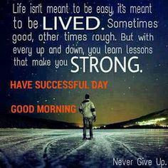 Kata-kata bijak kehidupan dan rohani kristen Happy Morning Quotes, Morning Texts, Morning Greetings Quotes, Morning Messages, Good Morning Inspiration, Good Morning Love, Good Morning Wishes, Daily Inspiration, Morning Blessings
