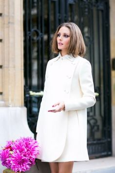Exclusive: Paris Pretty | Olivia Palermo's Style Blog and Website